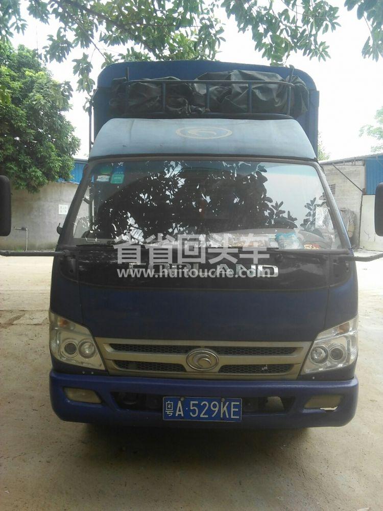 广东省佛山市顺德到广东省广州市白云 厢式雨棚车 空车配货
